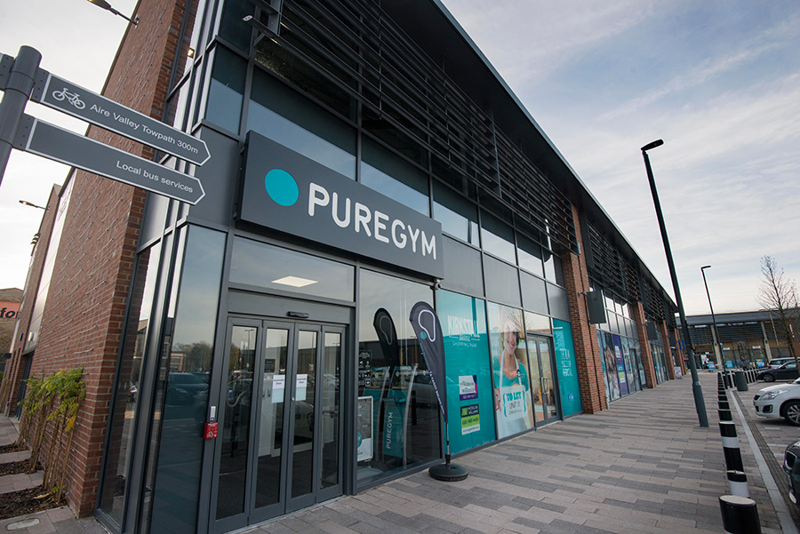 Kirkstall Bridge Shopping Park PureGym